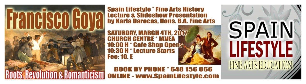 Spanish Fine Arts Appreciation