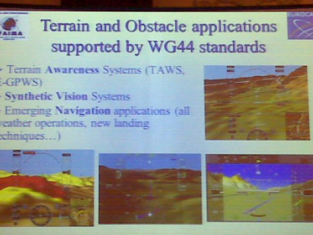 wg-76 ais met datalink applications
