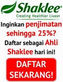 CLICK UNTUK JADI AHLI SHAKLEE