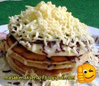 Cara Membuat Pancake Enak Mudah