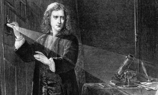 10 Famous Geniuses And Their Work - Sir Isaac Newton