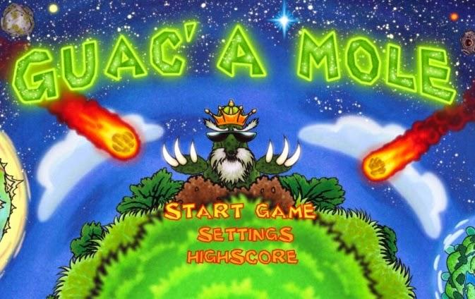 Guac' a Mole Review