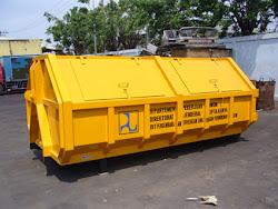 Sila Gunakan Tong Sampah