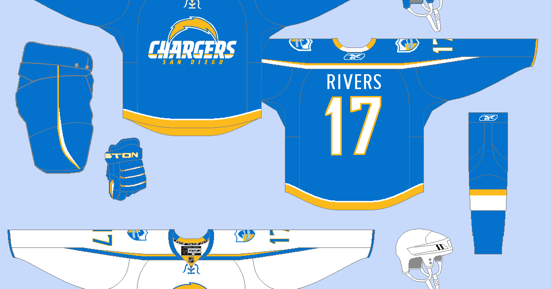 Hockeyjerseyconcepts Friday Black And Blue Friday