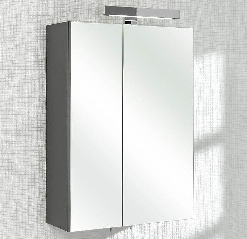 Komplett Neu Spiegelschrank mit beleuchtung 40 cm | Hause Dekoration Ideen NM62