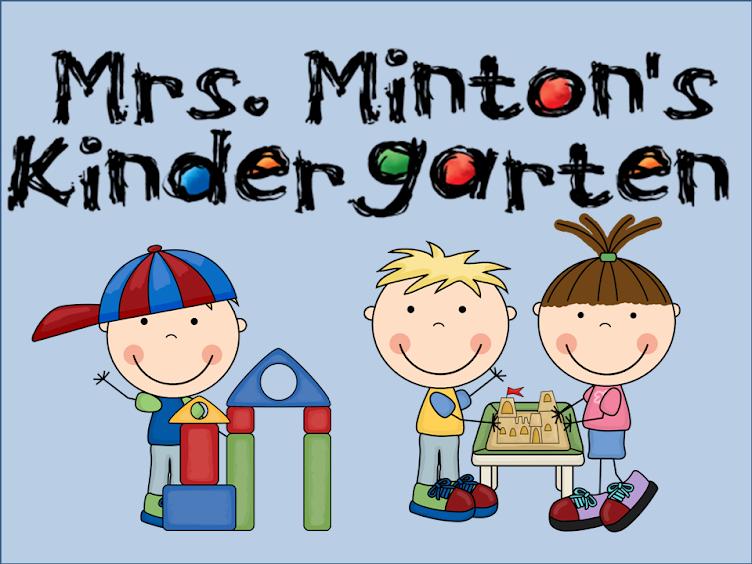 Mrs. Minton's Kindergarten