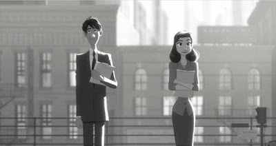 Paperman producer interview
