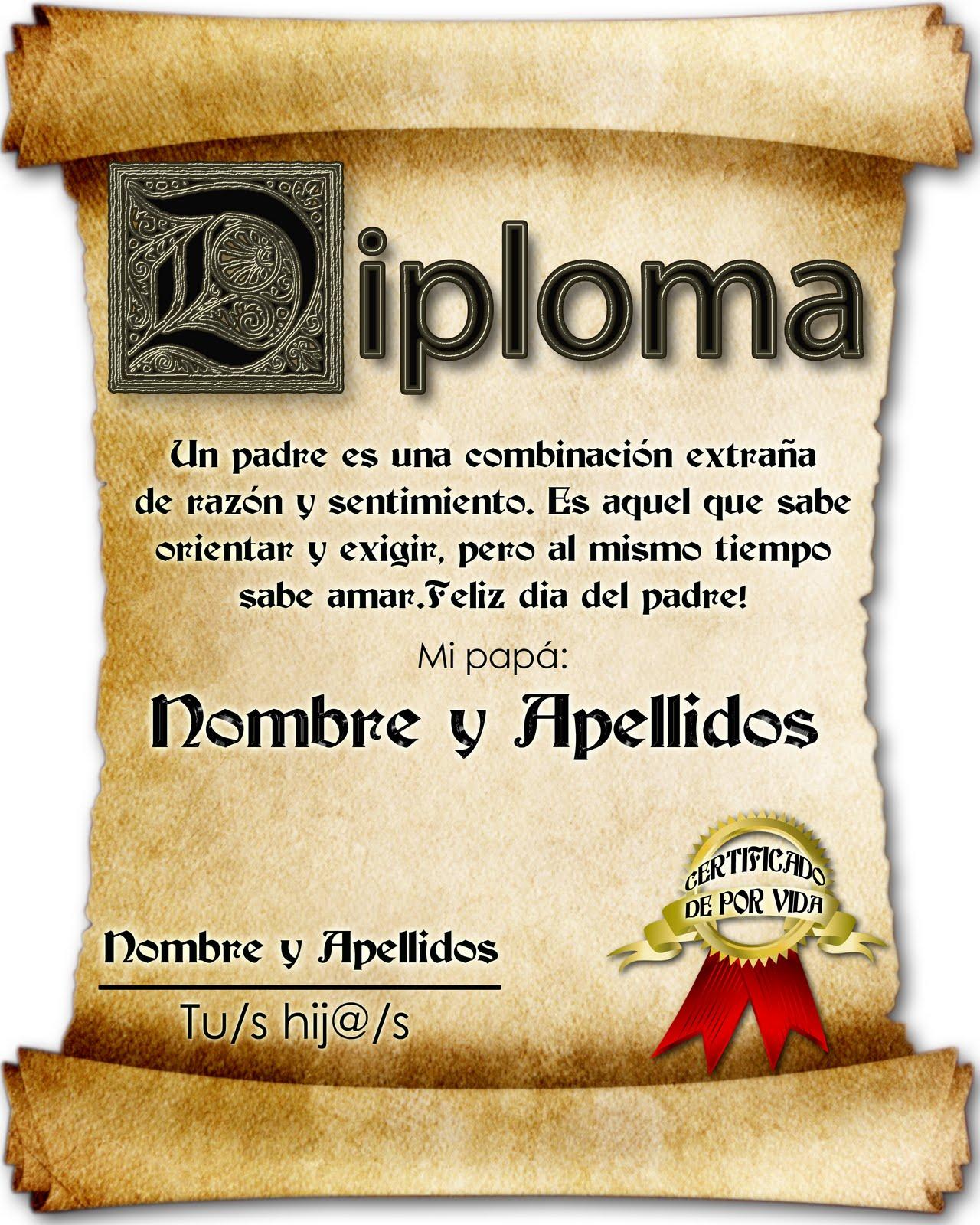Diploma de Honor para Imprimir Blog De Fotografias   Imagenes Gratis