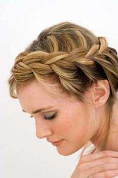 Hair Updos - Easy, Short, Long & Curly Styles