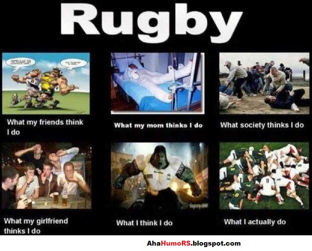 Humor Rugby Humor