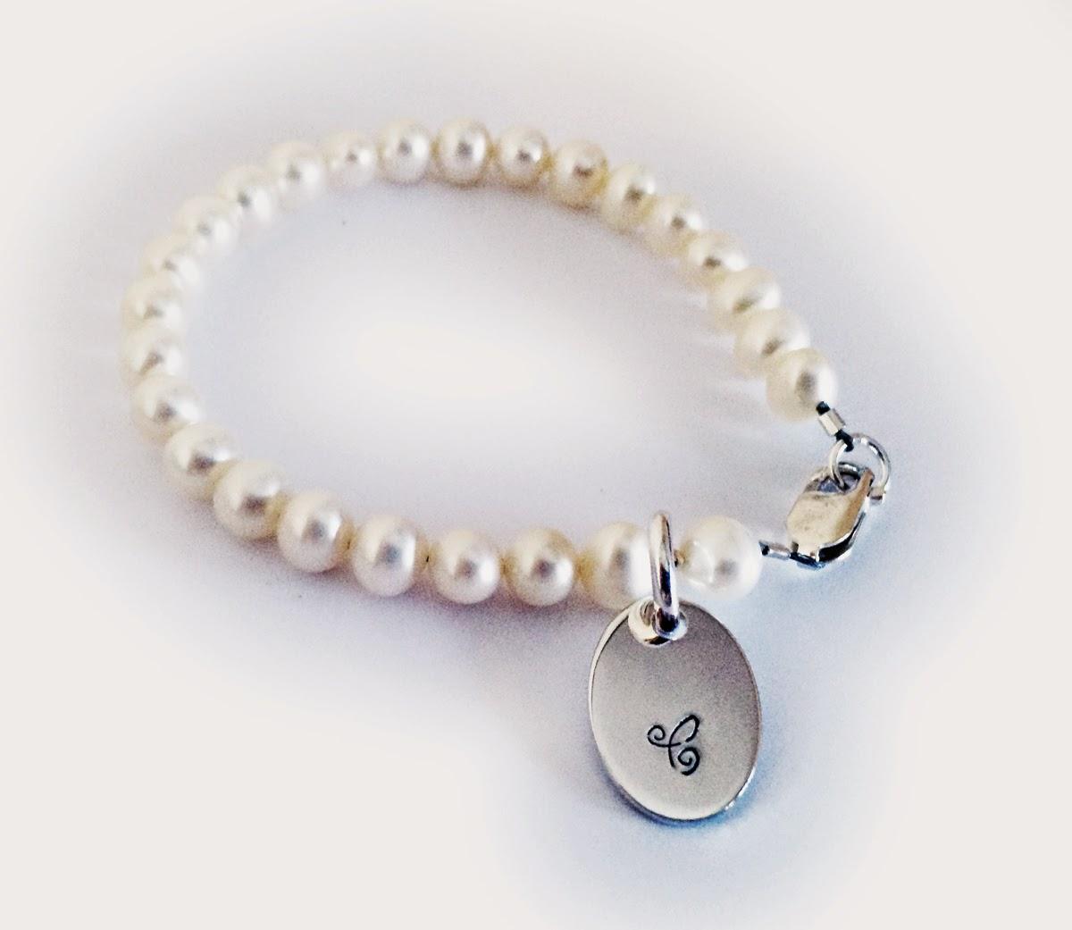 designs by leigha photo gallery pearl birthstone bracelet