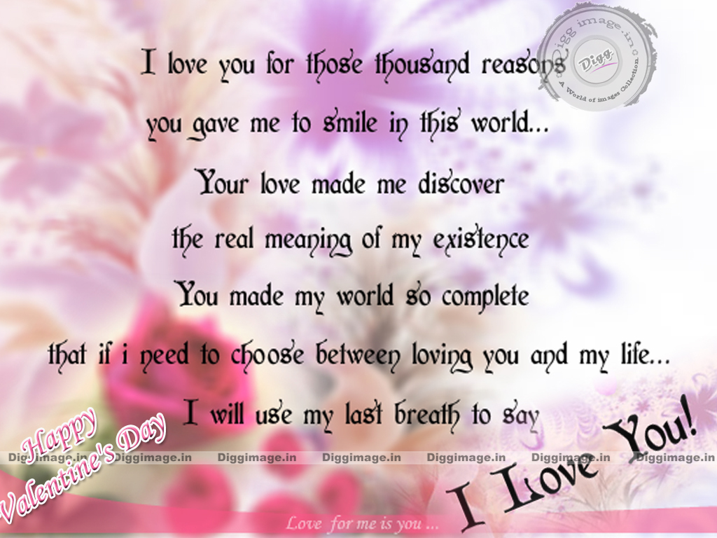 Valentines Day Quotes For Him Happy Valentines Day Love Quotes For Him On  Happy Valentines Day