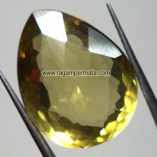 Natural Citrine Quartz - 053
