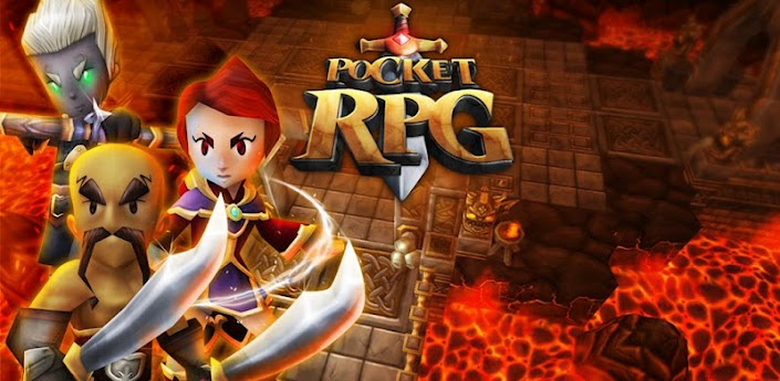 Pocket RPG Apk Game Android