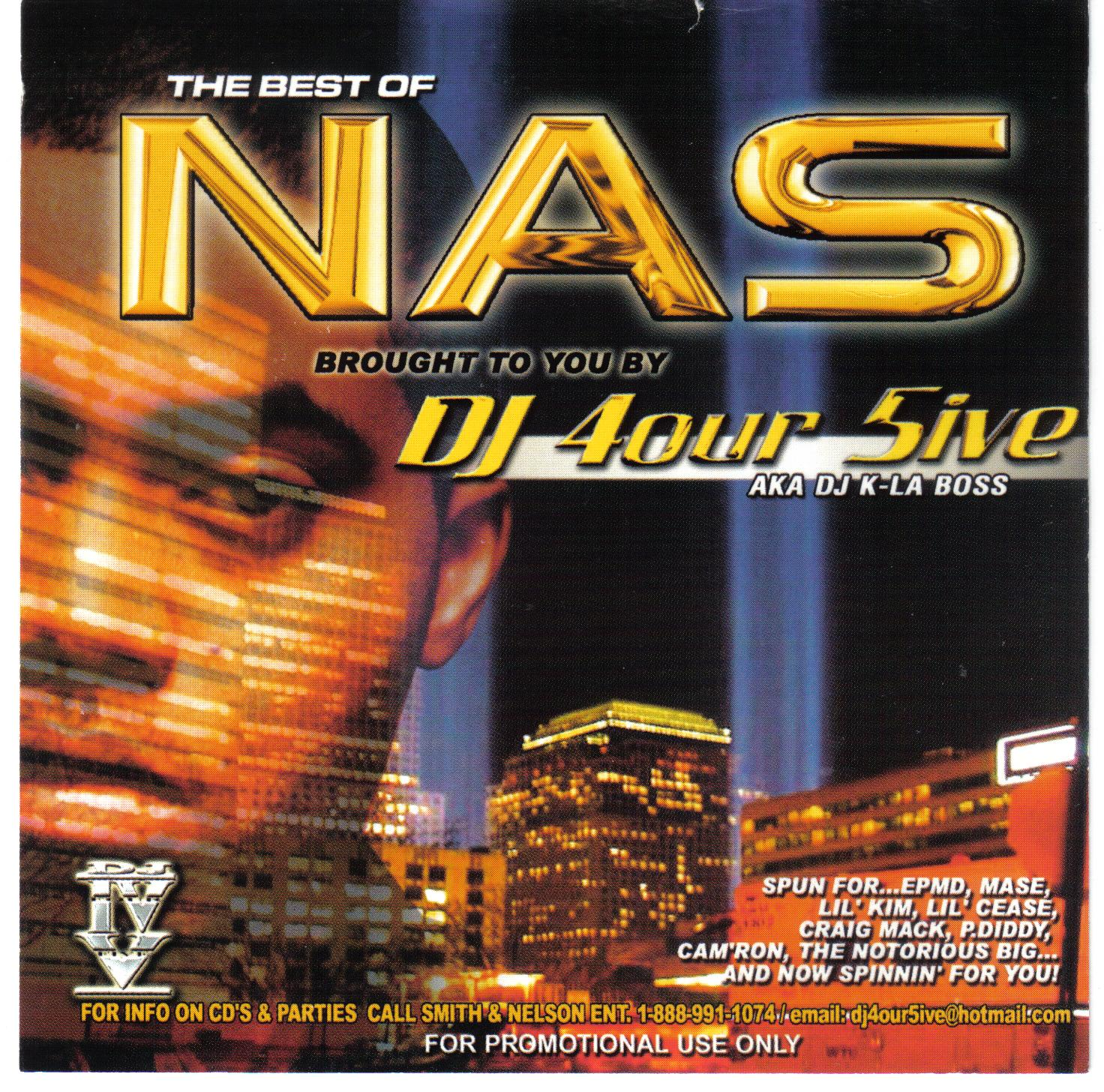 Nas - Chizzled