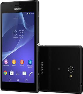 Harga dan Spesifikasi Sony Xperia M2 Terbaru