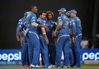 Mumbai vs Bangalore IPL 5th t20 Livescores, MI vs RCB scores 2014,