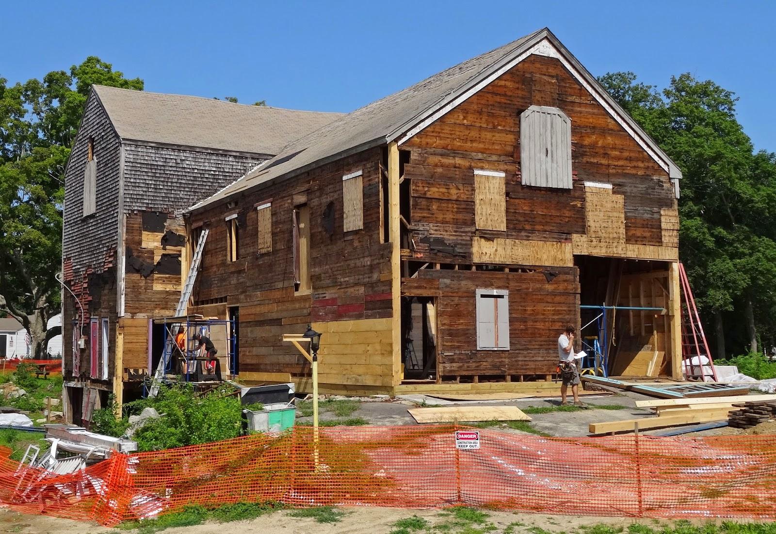 Joe\'s Retirement Blog: Priscilla Beach Theatre Restoration ...