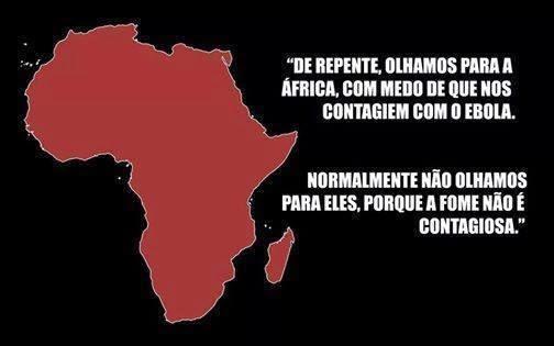 A maldição de um continente rico, mas empobrecido à medida que se desenvolveu o capitalismo.