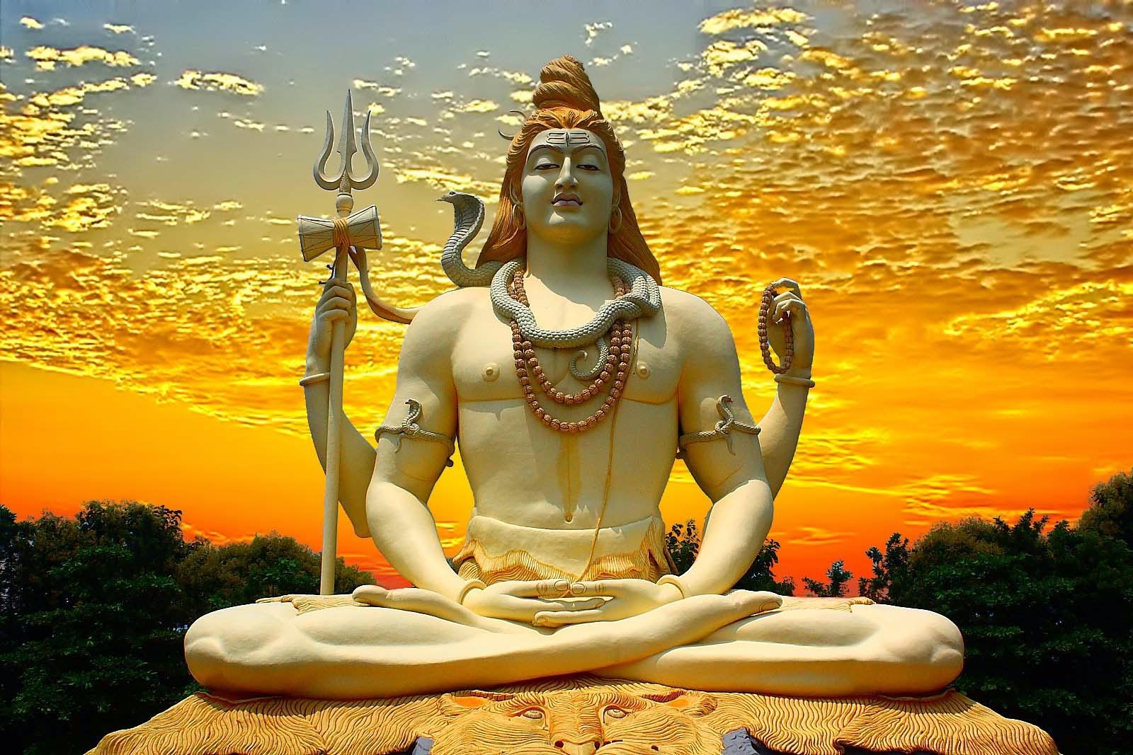 lord shiva wallpaper hd
