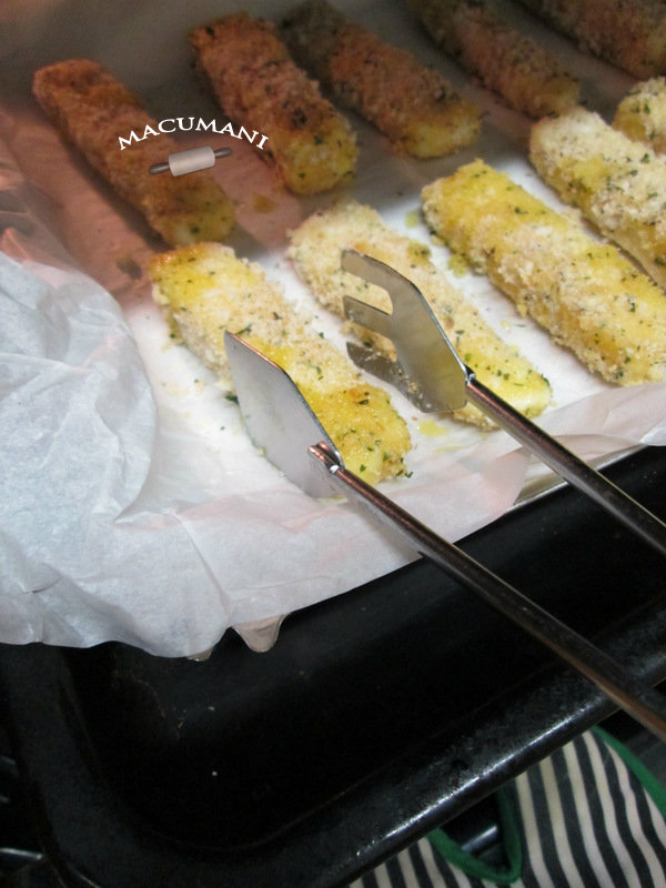 fingers al horno