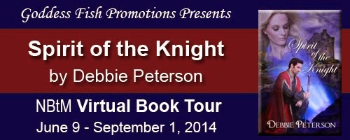 Spirit of the Knight Book Tour