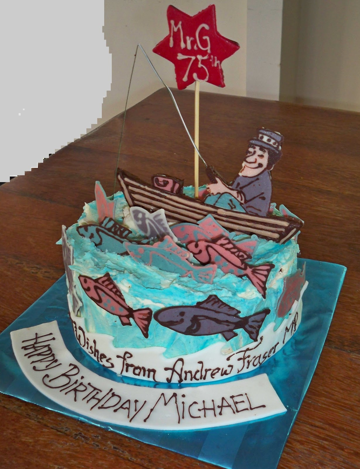 Birthday Cakes For Men Elisabeths Wedding Cakes