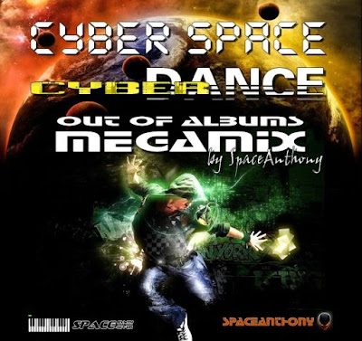 CYBER SPACE - CYBER DANCE MEGAMIX