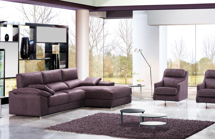 El blog de casa nueva sal n con chaise longue - Salones con chaise longue ...