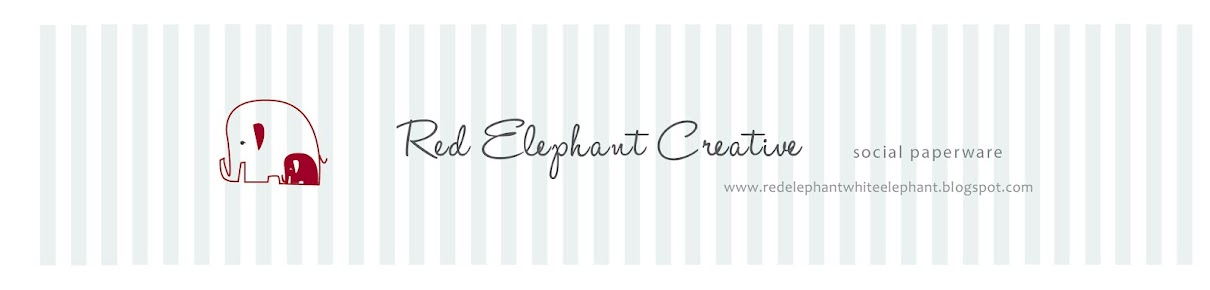 red elephant creative social paperware for special affairs