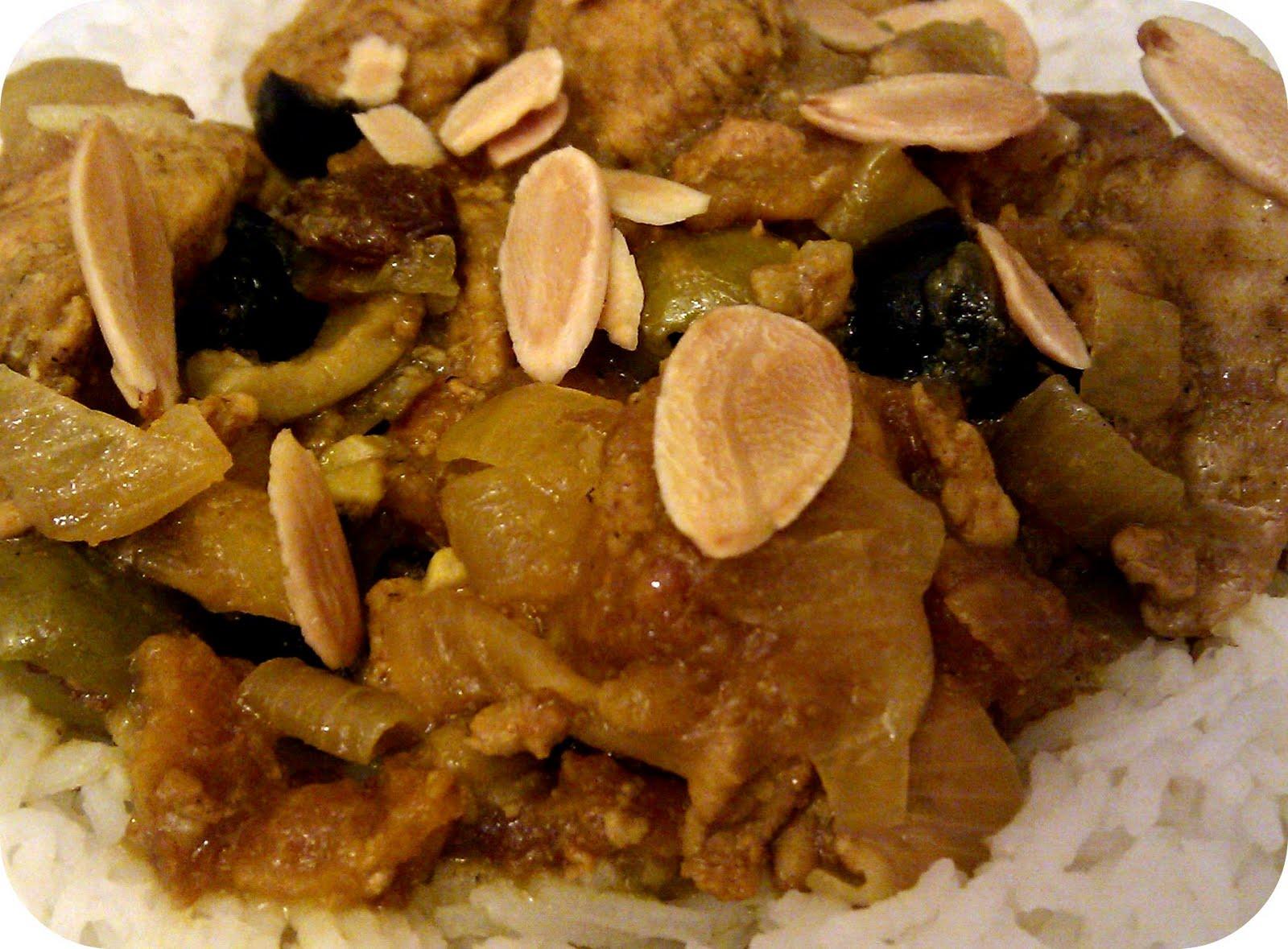 The Procrastobaker: Moroccan Chicken