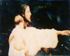 Images Miraculeuses du visage de Jésus !! A authentifier Gesù+e+bambino