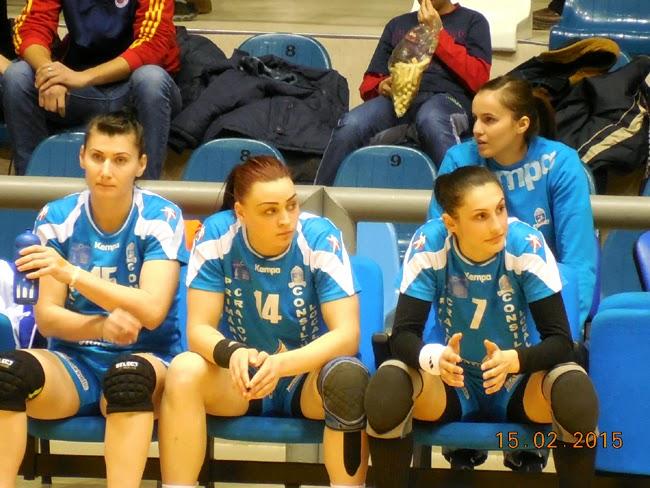 Bianca Tiron si Madalina Zamfirescu