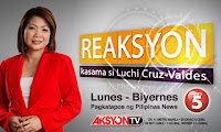 Reaksyon - Pinoy TV Zone - Your Online Pinoy Television and News Magazine.