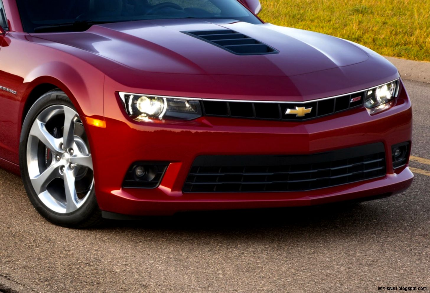 2014 Chevrolet Camaro SS Revealed   Photo Gallery   autoevolution