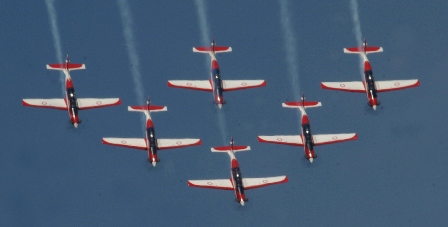 Video - Atraksi Jupiter Aerobatic Team @Lima Malaysia