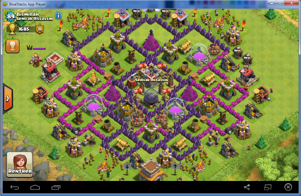 Download Game Clash of Clans - GAMEBOT
