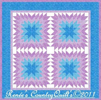 Popular items for flying geese quilt on Etsy