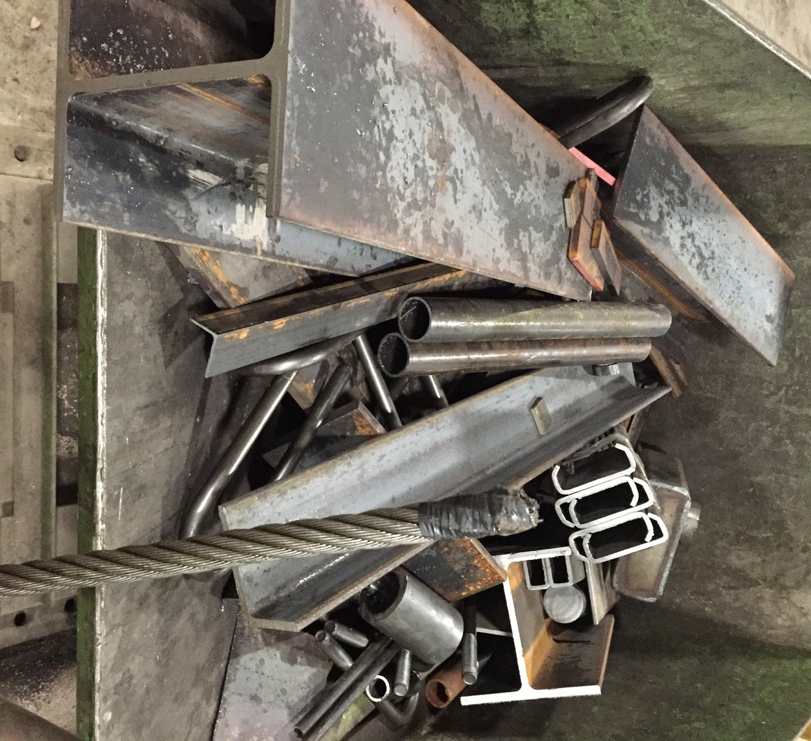 raleigh scrap metal recycling