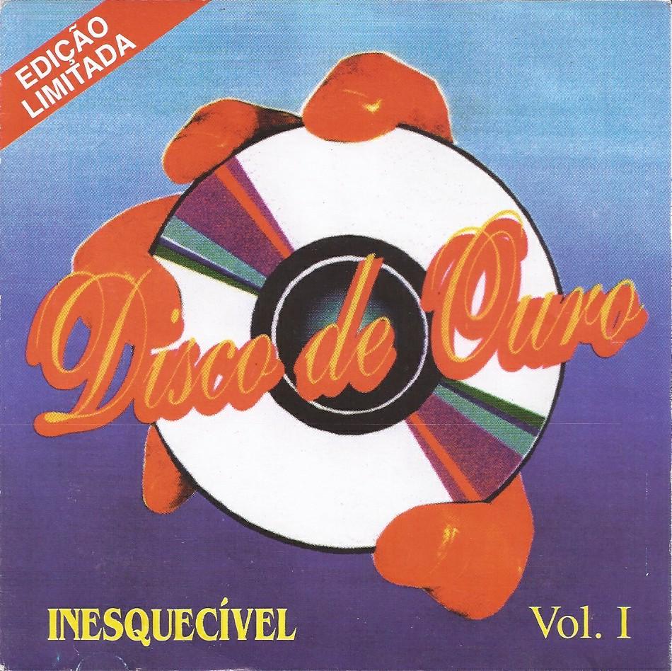 DISCO DE OURO  VOL. 1 - RARIDADE