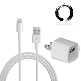 Apple Wall Charger Pack for iPhone