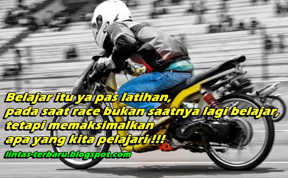 Gambar DP BBM Kata Kata Anak Motor Drag Racing | Kata Kata 2016