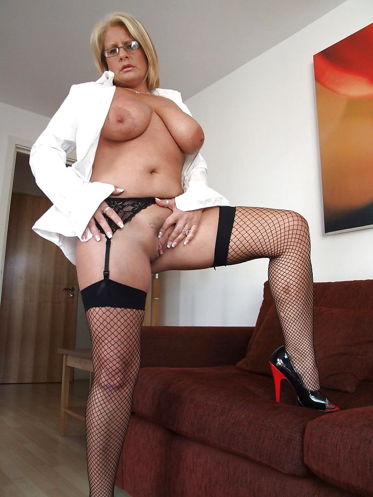 Busty adele wissental rides a cock