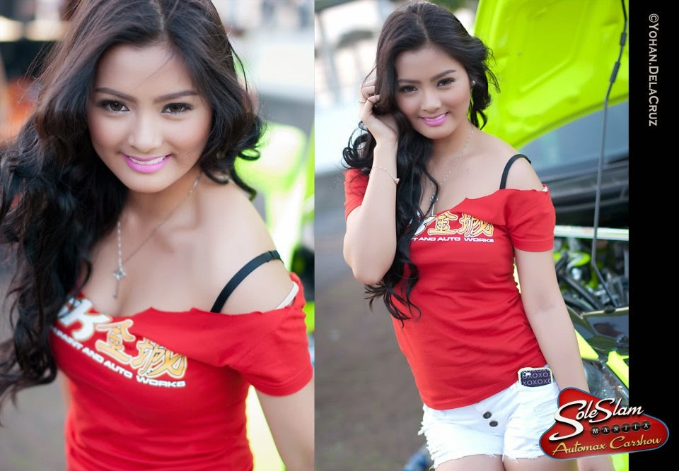 hot babes at sole slam car show 05
