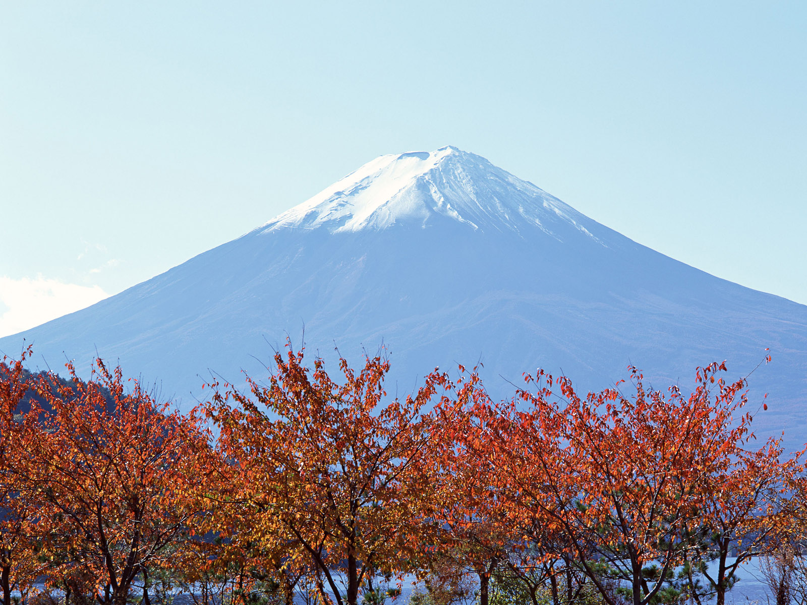 Natural beauty around the world: Natural beauty of Mount Fuji