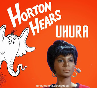 Horton Hears Uhura Star Trek Movie Parodies