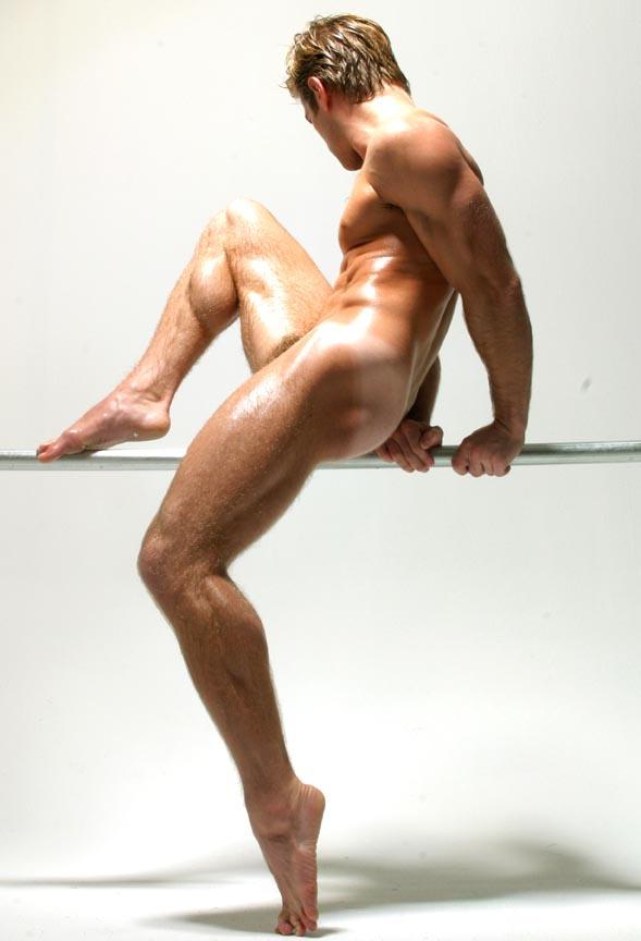 naked male arts models