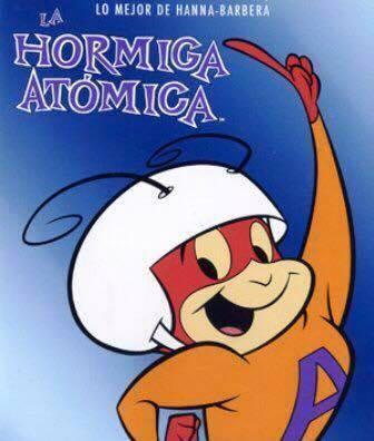 Hormiga Atomica
