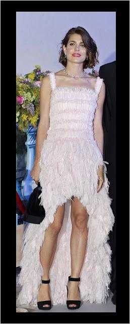 Carlota Casiraghi, de Chanel en el Baile de la Rosa 2013