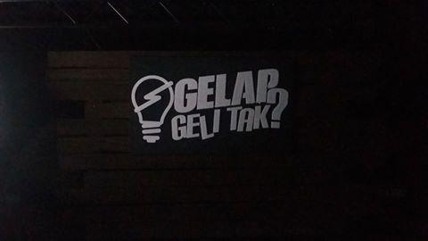Gelap Geli Tak (Astro) tiru rancangan Total Blackout channel AXN 701, Gelap Geli Tak game show siaran Astro, cabaran game show dan hadiah pemenang Gelap Geli Tak, gambar Gelap Geli Tak (Astro)